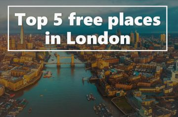 Top 5 free places in London